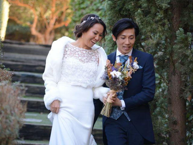 La boda de Tommy y Xia en Montornes Del Valles, Barcelona 8