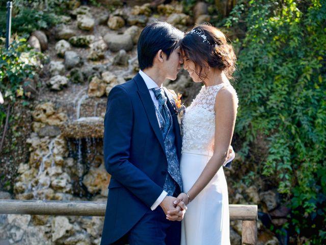 La boda de Tommy y Xia en Montornes Del Valles, Barcelona 7