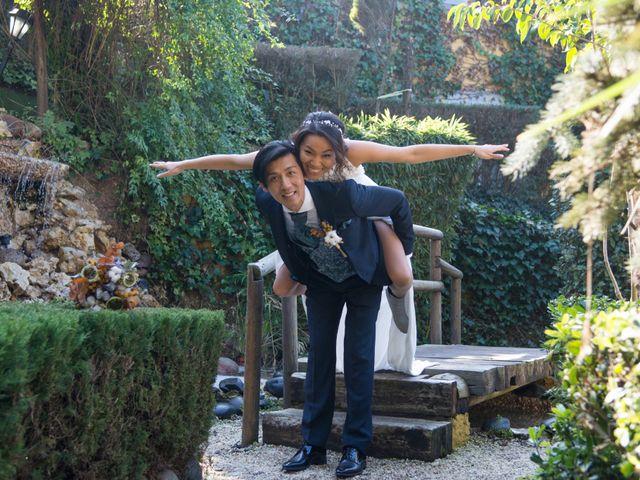 La boda de Tommy y Xia en Montornes Del Valles, Barcelona 5