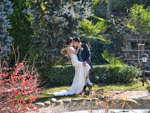 La boda de Tommy y Xia en Montornes Del Valles, Barcelona 4