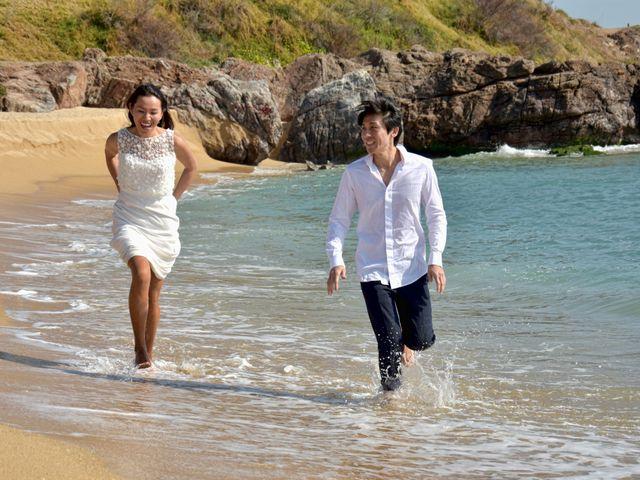 La boda de Tommy y Xia en Montornes Del Valles, Barcelona 14