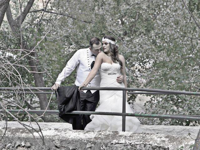La boda de Alfonso y Lorena en Arganda Del Rey, Madrid 27