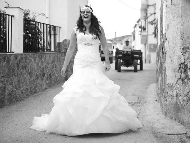 La boda de Alfonso y Lorena en Arganda Del Rey, Madrid 28