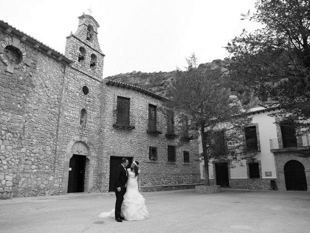 La boda de Alfonso y Lorena en Arganda Del Rey, Madrid 29