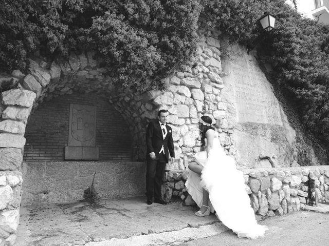 La boda de Alfonso y Lorena en Arganda Del Rey, Madrid 30