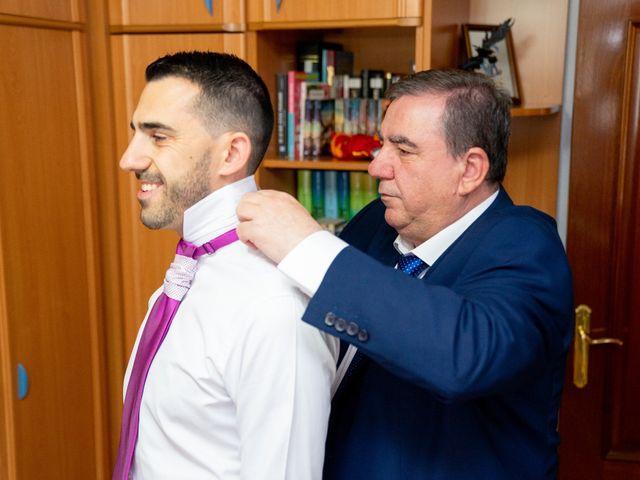 La boda de Carlos y Rut en Madrid, Madrid 26