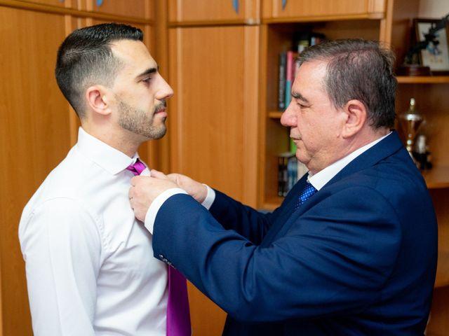 La boda de Carlos y Rut en Madrid, Madrid 27