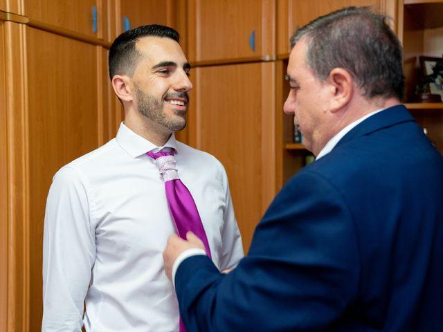 La boda de Carlos y Rut en Madrid, Madrid 28