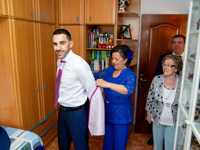 La boda de Carlos y Rut en Madrid, Madrid 30
