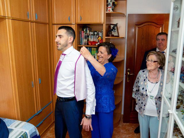 La boda de Carlos y Rut en Madrid, Madrid 31
