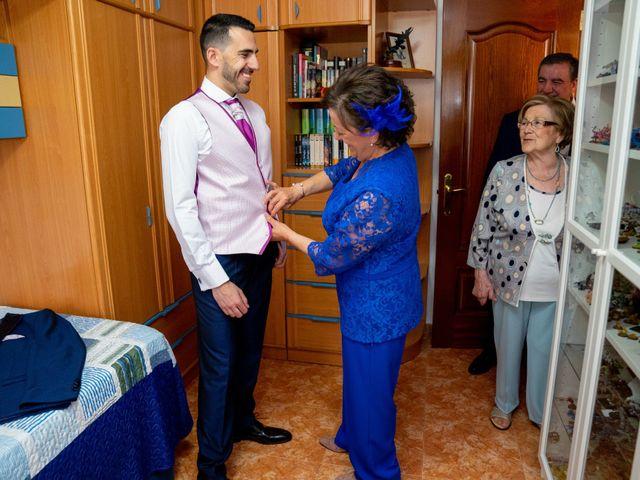 La boda de Carlos y Rut en Madrid, Madrid 35