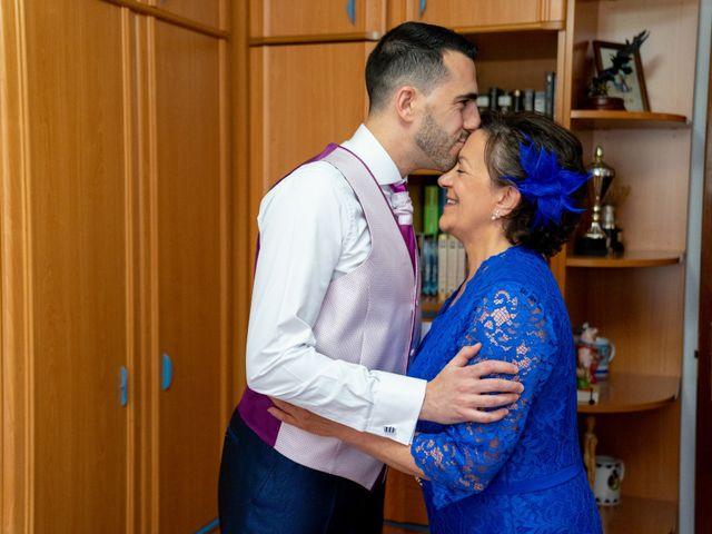 La boda de Carlos y Rut en Madrid, Madrid 37