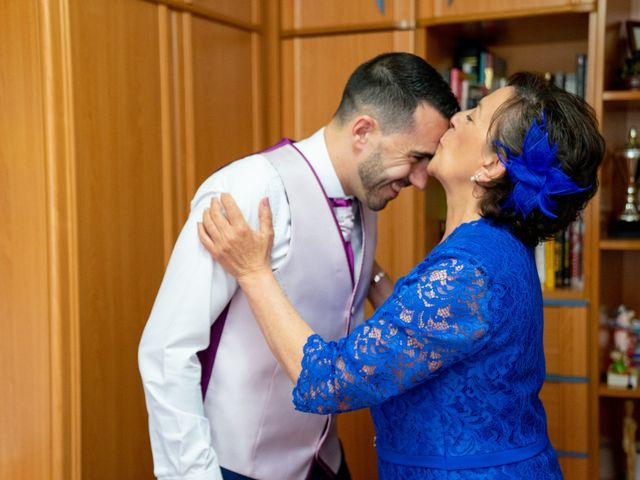 La boda de Carlos y Rut en Madrid, Madrid 38
