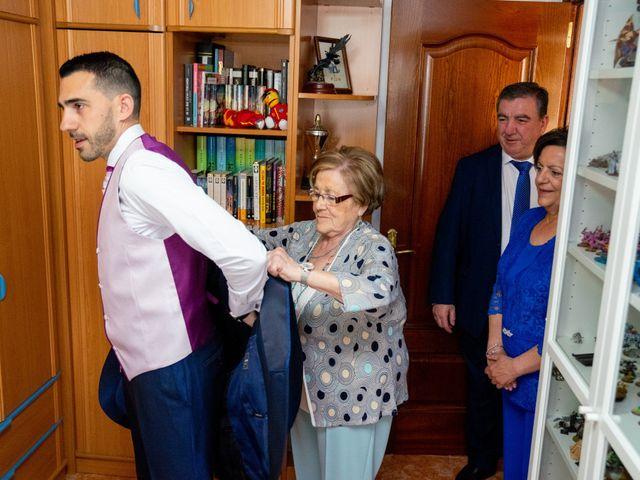 La boda de Carlos y Rut en Madrid, Madrid 41