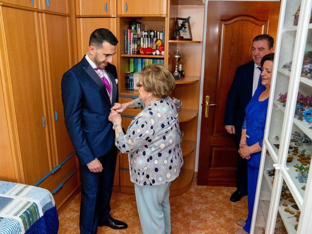 La boda de Carlos y Rut en Madrid, Madrid 42