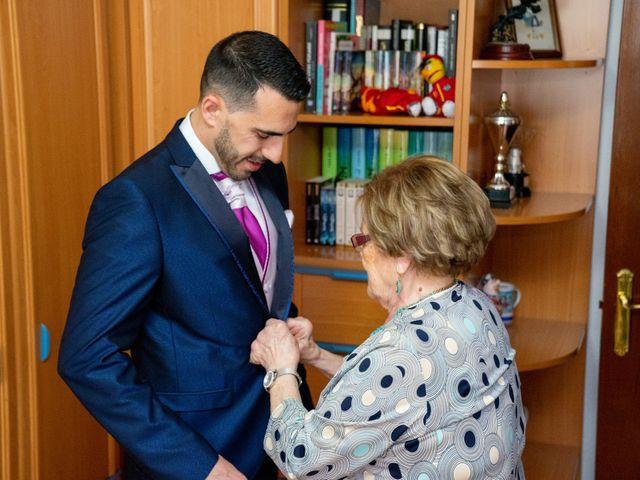 La boda de Carlos y Rut en Madrid, Madrid 43