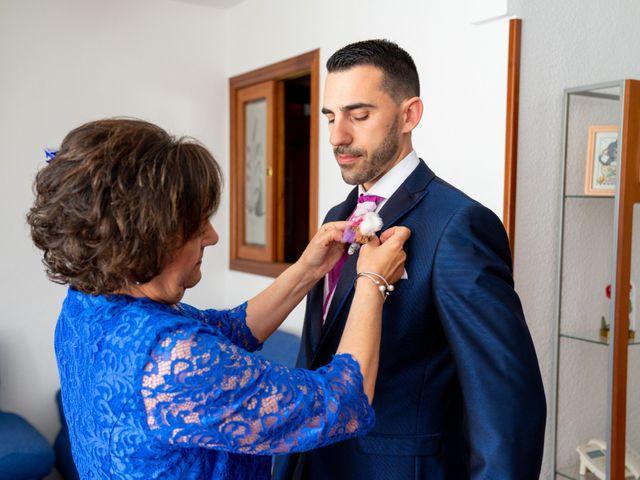 La boda de Carlos y Rut en Madrid, Madrid 45