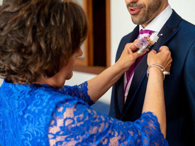 La boda de Carlos y Rut en Madrid, Madrid 46
