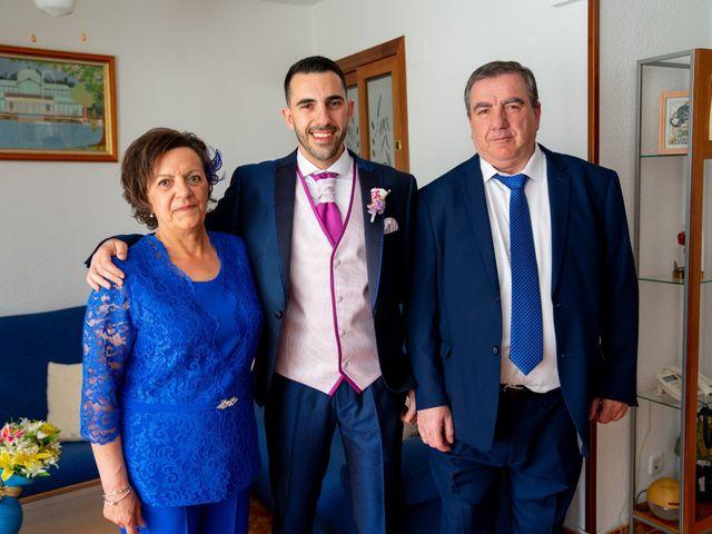 La boda de Carlos y Rut en Madrid, Madrid 51