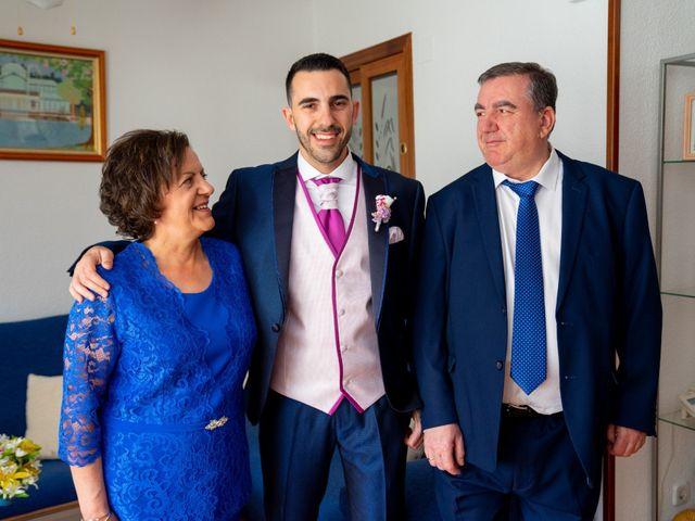 La boda de Carlos y Rut en Madrid, Madrid 52