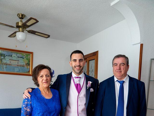 La boda de Carlos y Rut en Madrid, Madrid 53