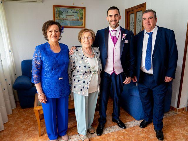 La boda de Carlos y Rut en Madrid, Madrid 54