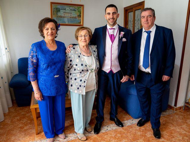La boda de Carlos y Rut en Madrid, Madrid 55