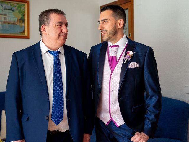 La boda de Carlos y Rut en Madrid, Madrid 56