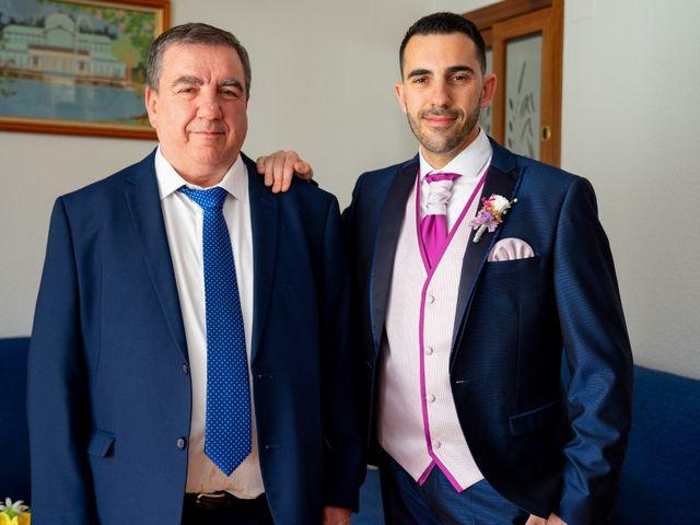 La boda de Carlos y Rut en Madrid, Madrid 57