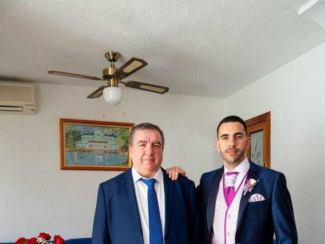 La boda de Carlos y Rut en Madrid, Madrid 58