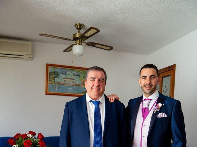 La boda de Carlos y Rut en Madrid, Madrid 59