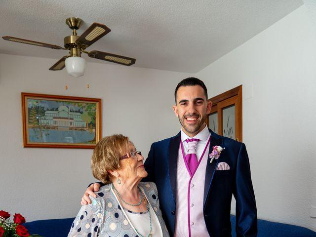 La boda de Carlos y Rut en Madrid, Madrid 60