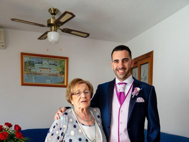 La boda de Carlos y Rut en Madrid, Madrid 61