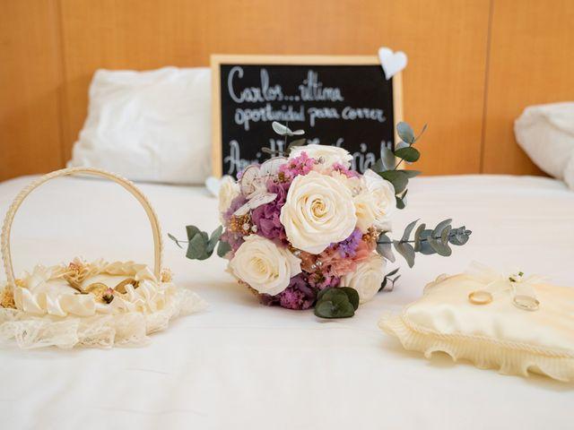 La boda de Carlos y Rut en Madrid, Madrid 76