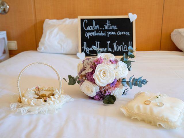 La boda de Carlos y Rut en Madrid, Madrid 81