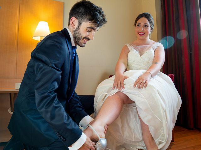 La boda de Carlos y Rut en Madrid, Madrid 129