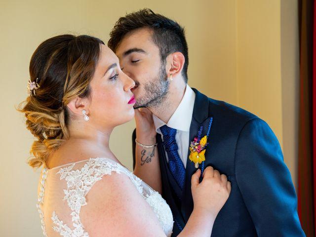 La boda de Carlos y Rut en Madrid, Madrid 147