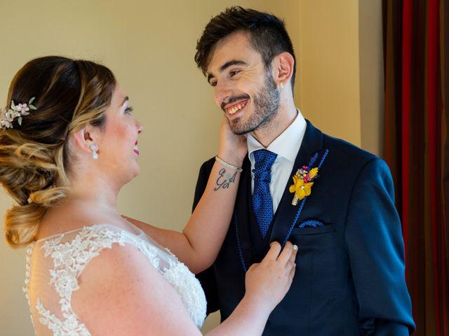 La boda de Carlos y Rut en Madrid, Madrid 148