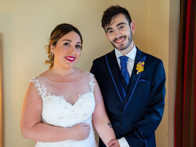 La boda de Carlos y Rut en Madrid, Madrid 149