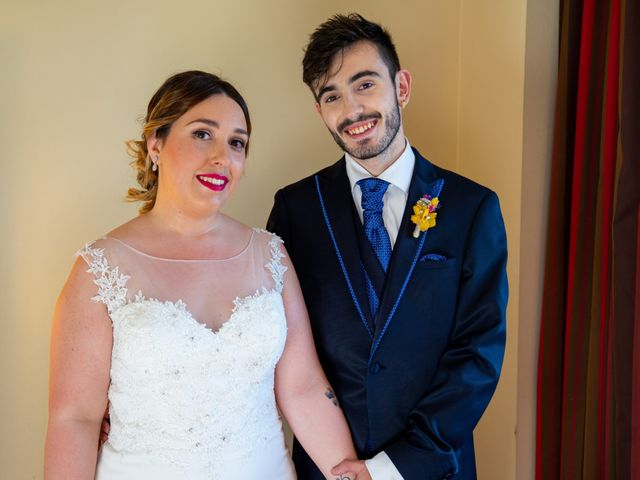 La boda de Carlos y Rut en Madrid, Madrid 150