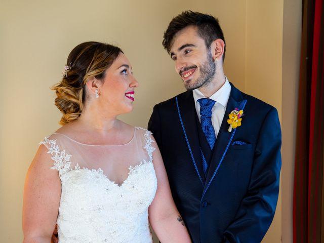 La boda de Carlos y Rut en Madrid, Madrid 151