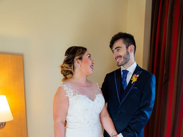 La boda de Carlos y Rut en Madrid, Madrid 152