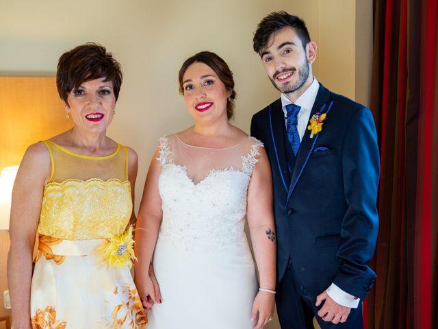 La boda de Carlos y Rut en Madrid, Madrid 154