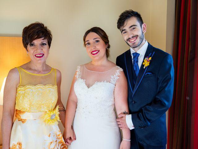 La boda de Carlos y Rut en Madrid, Madrid 155