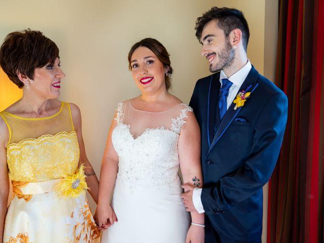 La boda de Carlos y Rut en Madrid, Madrid 156