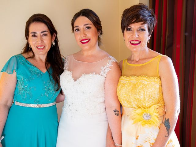 La boda de Carlos y Rut en Madrid, Madrid 164