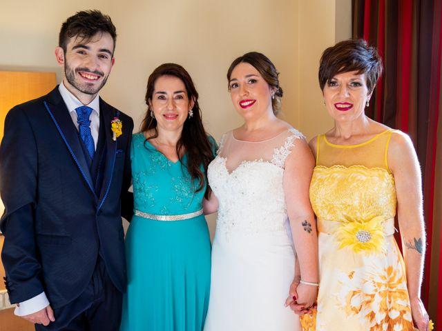 La boda de Carlos y Rut en Madrid, Madrid 166