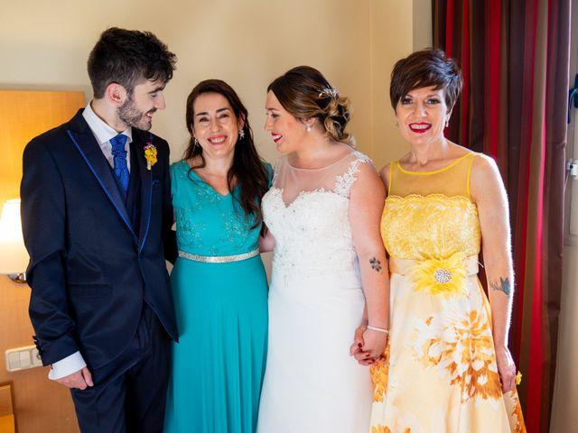 La boda de Carlos y Rut en Madrid, Madrid 167