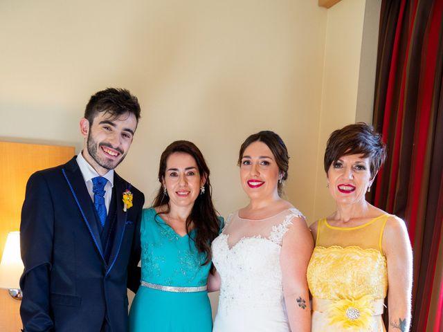 La boda de Carlos y Rut en Madrid, Madrid 168