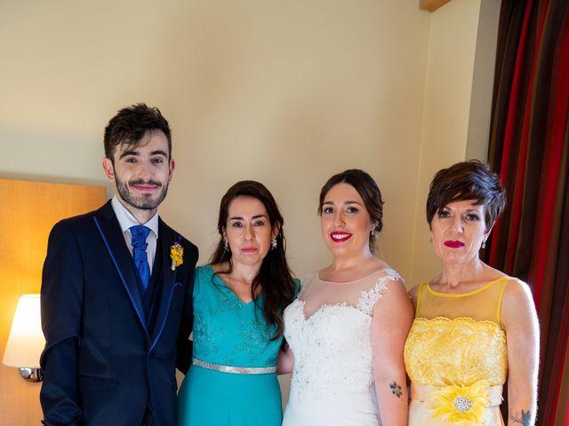La boda de Carlos y Rut en Madrid, Madrid 169